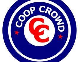 #90 untuk Coop Crowd & Coop Bits Logo Design oleh punitsaxena1
