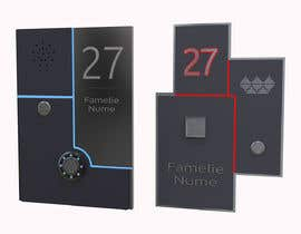 nº 26 pour Create a Stainless Steel Doorbell Design par chie77