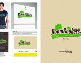#239 for Logo Design for www.roombookers.com.au by sdklimov