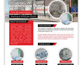 #96 para Develop Student Housing Marketing Flyer/Poster por dydcolorart