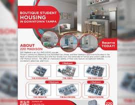 #90 para Develop Student Housing Marketing Flyer/Poster por graphicshero