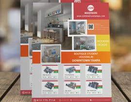 #106 para Develop Student Housing Marketing Flyer/Poster por tariqursl