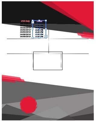 Proposition n°2 du concours TK Hockey Flyer Design