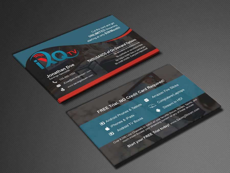 Inscrição nº 19 do Concurso para Design Double Sided Business Cards *MULTIPLE WINNER*