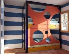 #28 pentru Design a cool bed for my two boys (5 and 2). de către AtlassDZ