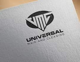 Nro 88 kilpailuun Design a Logo - Universal Maid Cleaning käyttäjältä ugraphix