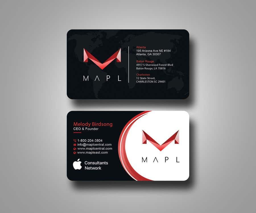 Entry 69 By Patitbiswas For Business Card Design Freelancer
