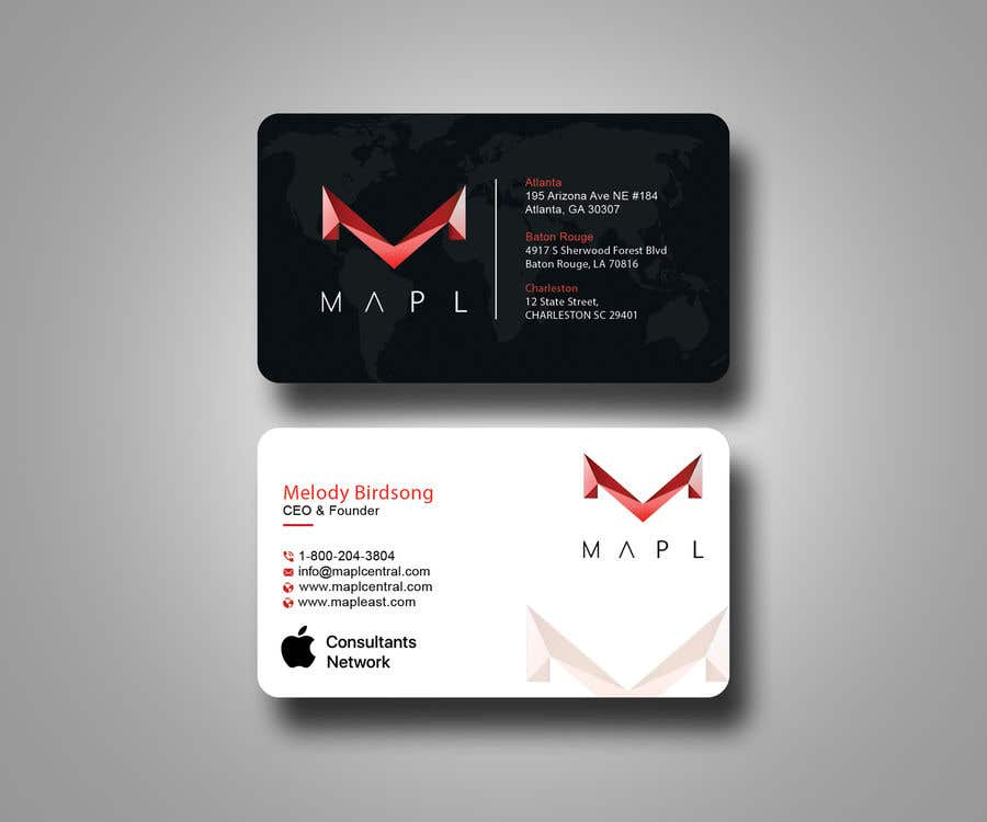 Entry 79 By Patitbiswas For Business Card Design Freelancer