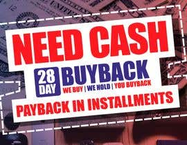 #8 untuk Buy Back Concept: 2 Poster Creation oleh jesusguzman06