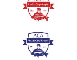 #129 for Design a Logo for a Carp Fishing Tournament III af teesonw5