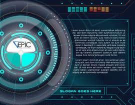 #47 for The Face of VEPIC (brochure graphic design) af kalaja07