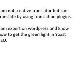 #1 for Translate my website to Arabic and more tasks to do by Shapon01
