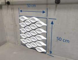 nº 90 pour design of 3d wall panels par samalmarbek