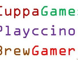 #32 for Name for Coffee Shop + Gaming Cafe by Wordsourced