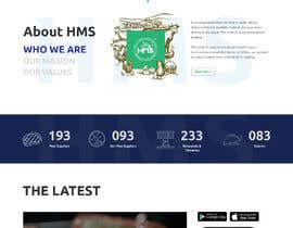 #16 for Design a Website for a Halal Meat Certifying Agency in US af saidesigner87