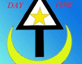 #28 untuk Logo. Company name is Day One. Logo is combo of the major religious symbols. Cross. Star of David. And moon/Muslim.  With the combo it appears to form a boat. The boat is a symbol of unity and world salvation and peace and harmony. oleh madc1912