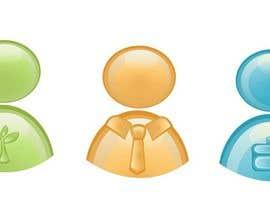 #20 untuk Design avatar icon for website oleh crossforth
