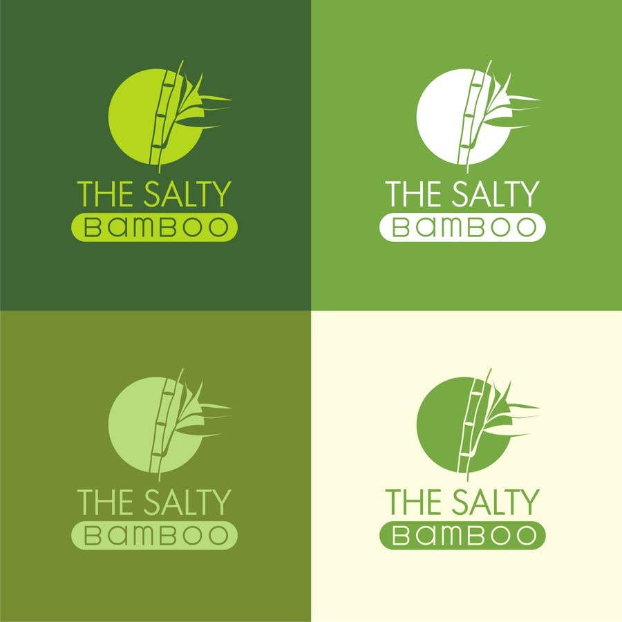 Proposition n°40 du concours Create Logo for The Salty Bamboo