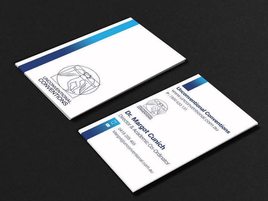 Kilpailutyö #149 kilpailussa Design a business card