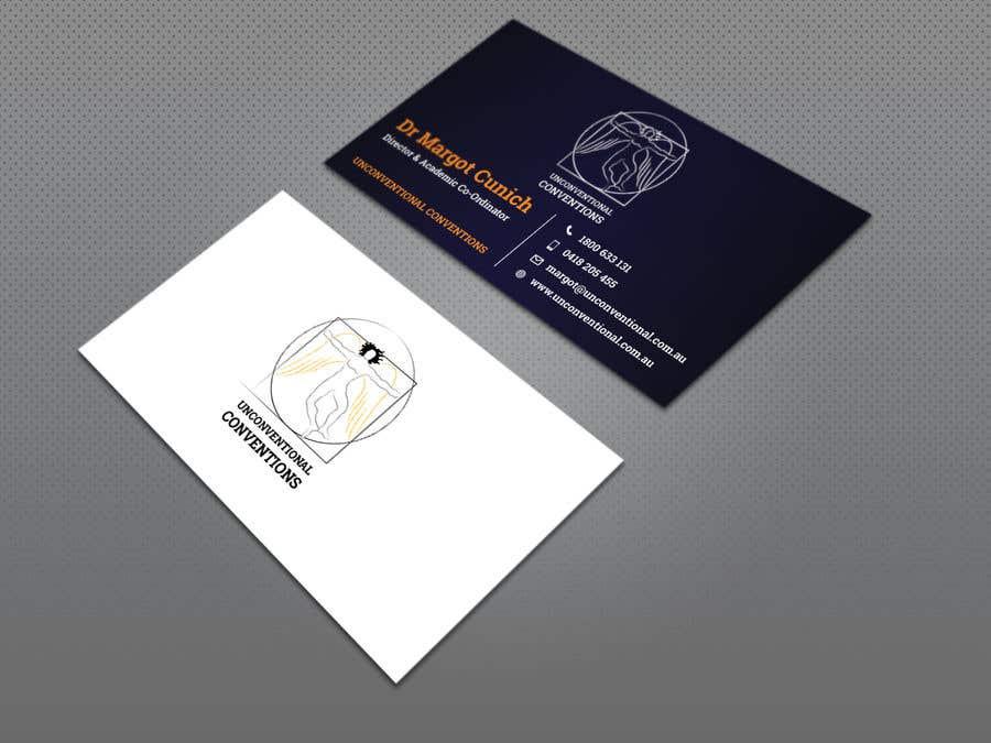 Kilpailutyö #204 kilpailussa Design a business card
