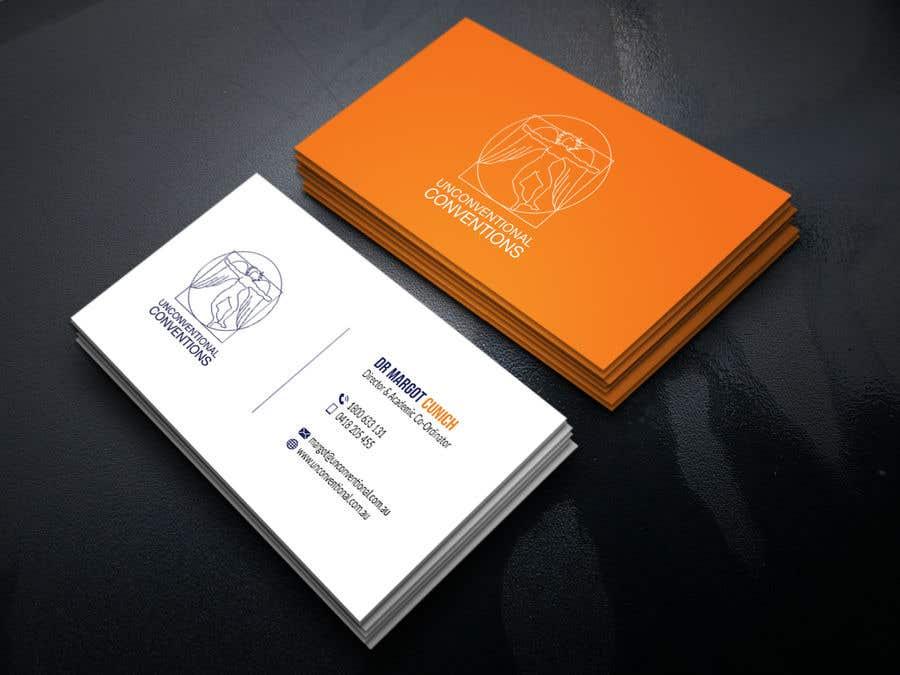 Kilpailutyö #97 kilpailussa Design a business card