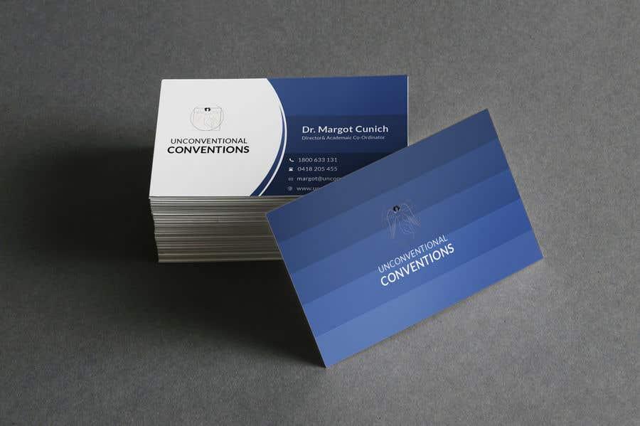 Kilpailutyö #192 kilpailussa Design a business card