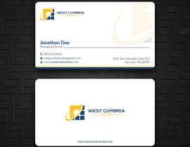 #44 para New Logo. 2 business cards and letterhead paper por Rahat4tech