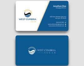 #61 para New Logo. 2 business cards and letterhead paper por Rahat4tech