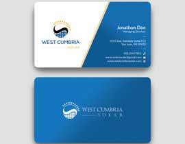 #62 para New Logo. 2 business cards and letterhead paper por Rahat4tech