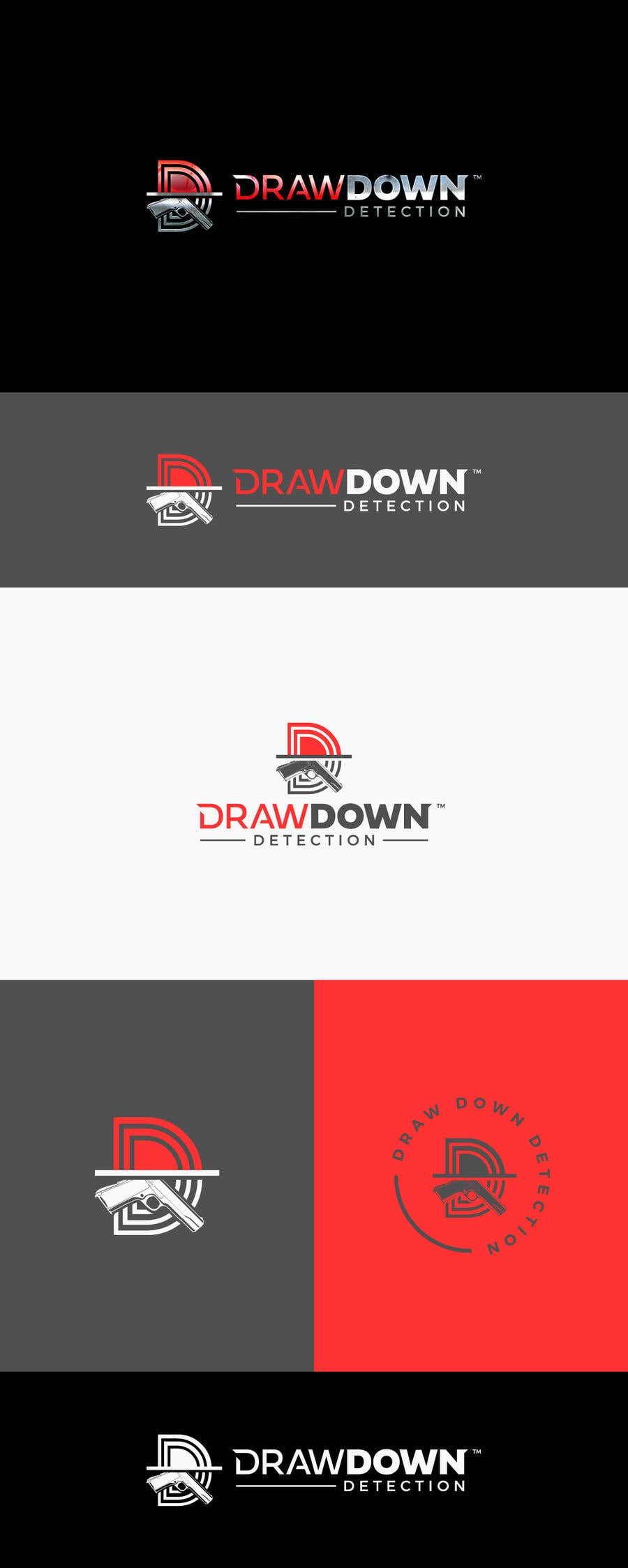 "Intrarea #162 pentru concursul ""Draw Down Detection - Logo"""