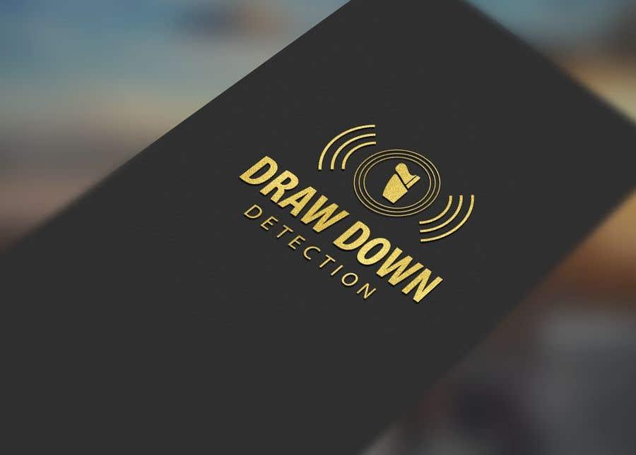 "Intrarea #74 pentru concursul ""Draw Down Detection - Logo"""