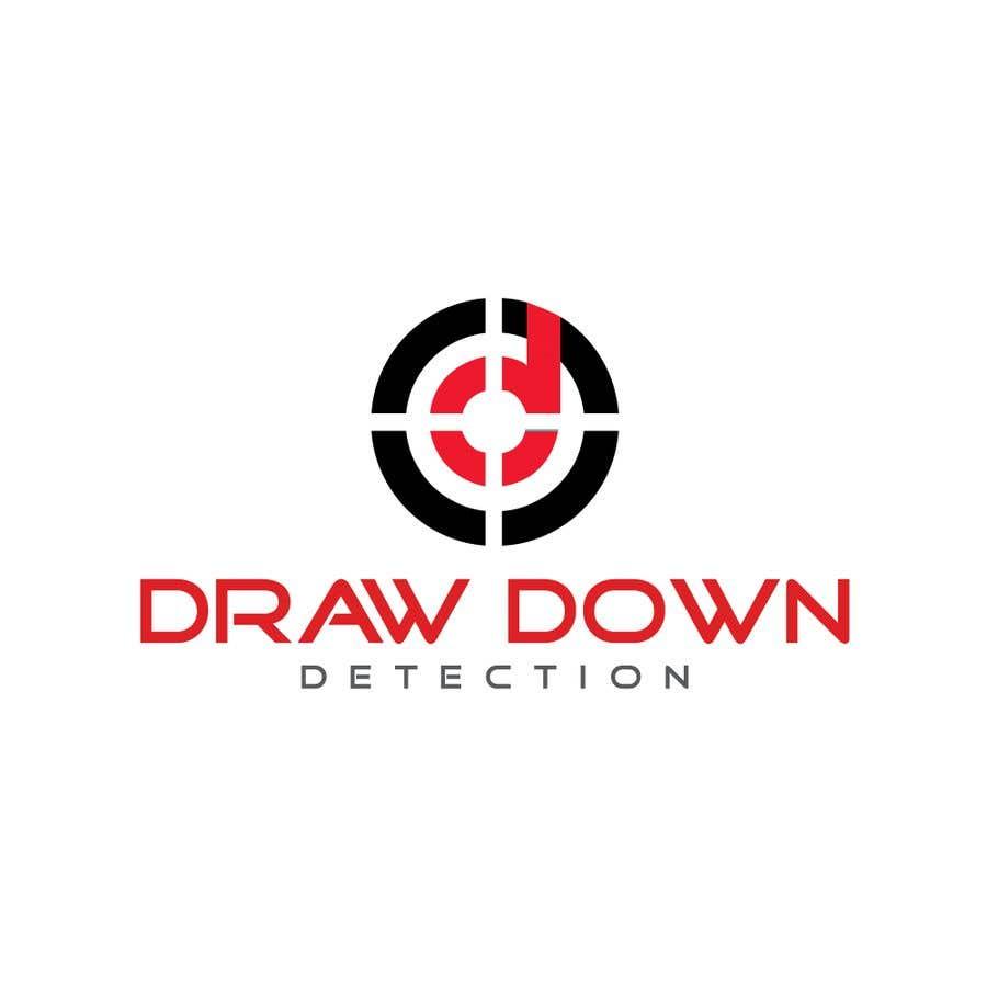 "Intrarea #109 pentru concursul ""Draw Down Detection - Logo"""