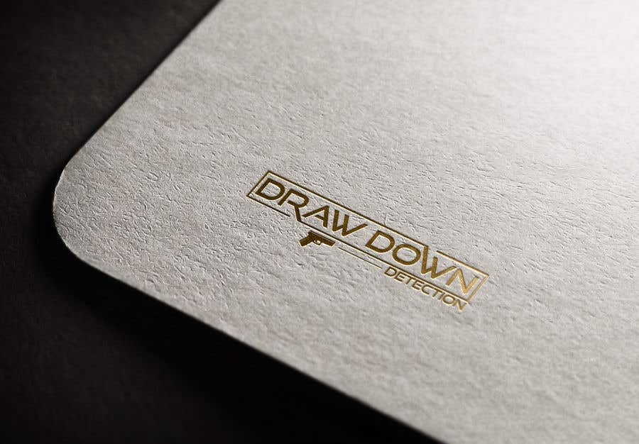 "Intrarea #184 pentru concursul ""Draw Down Detection - Logo"""