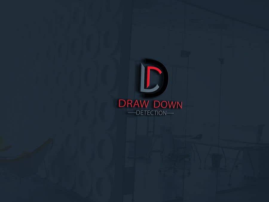"Intrarea #93 pentru concursul ""Draw Down Detection - Logo"""