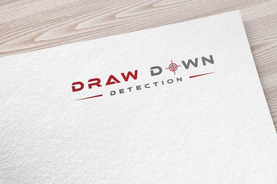 "Intrarea #113 pentru concursul ""Draw Down Detection - Logo"""
