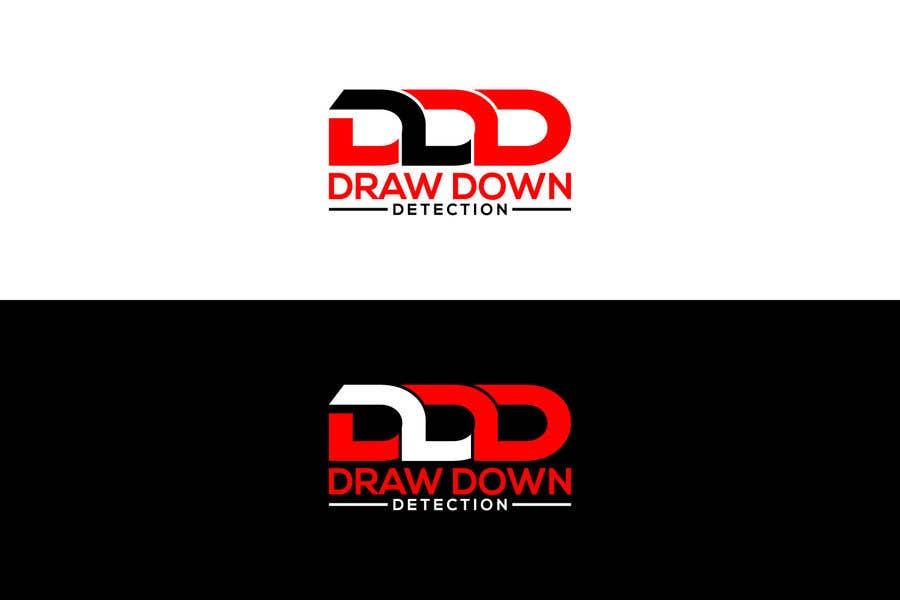 "Intrarea #151 pentru concursul ""Draw Down Detection - Logo"""