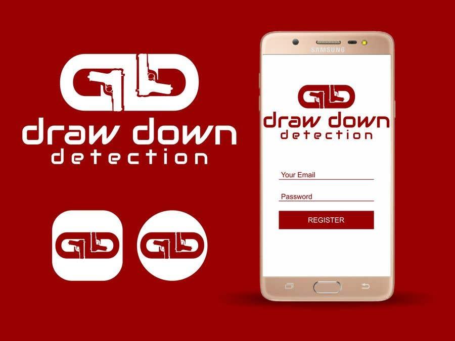 "Intrarea #227 pentru concursul ""Draw Down Detection - Logo"""