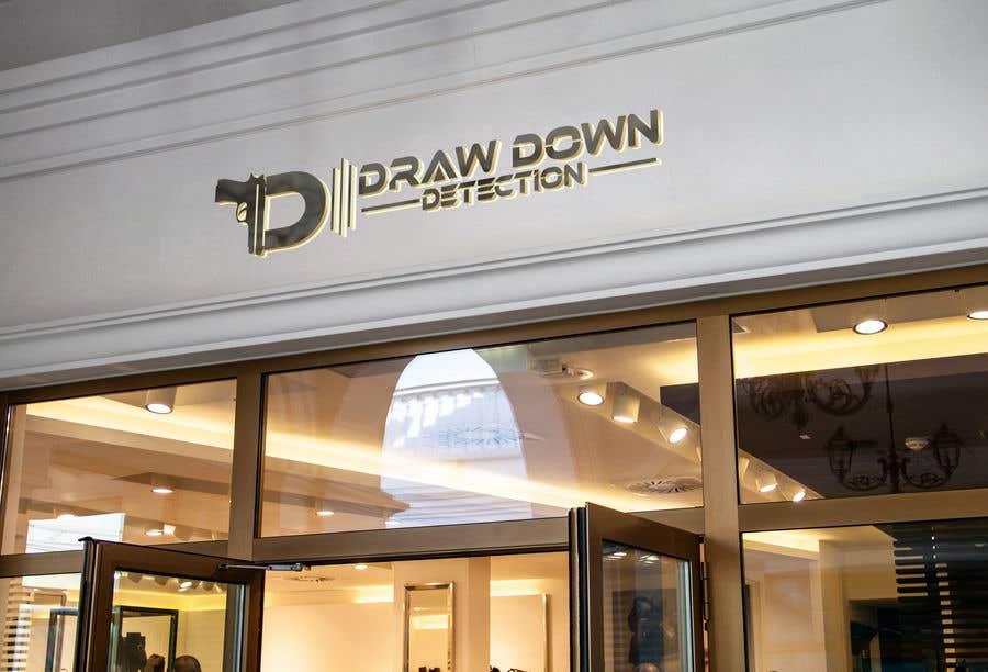 "Intrarea #169 pentru concursul ""Draw Down Detection - Logo"""