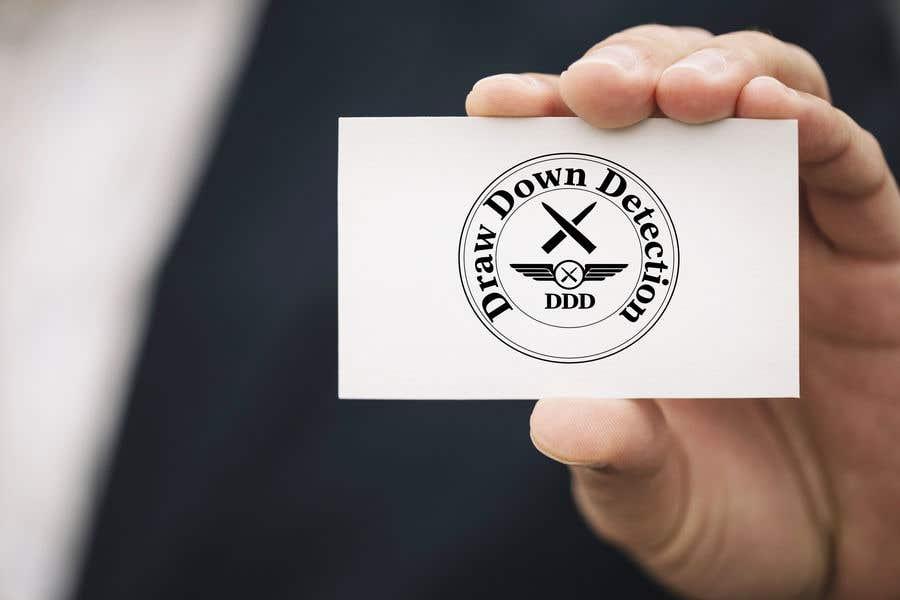 "Intrarea #34 pentru concursul ""Draw Down Detection - Logo"""