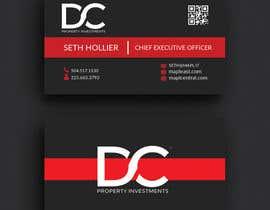 #30 za Make me a professional Business card od Kajol2322