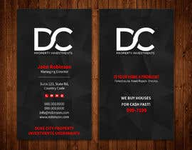 #33 for Make me a professional Business card by JPDesign24