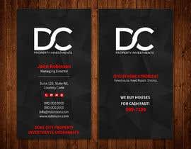 #33 za Make me a professional Business card od JPDesign24