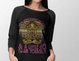 #33 za Need an Edgy Spiritual T-Shirt Design od robiulhossi