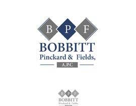 #38 for New logo for Lawfirm coplaw.org Bobbitt Pinckard & Fields, A.P.C by DonnaMoawad