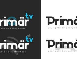#2 for Create a logo for Primär TV af foxiok3
