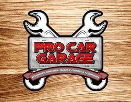 #12 za Diseño de logotipo Pro Car Garage od Sico66