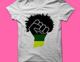 #14 za Black Power Fist with Afro od designcontest8
