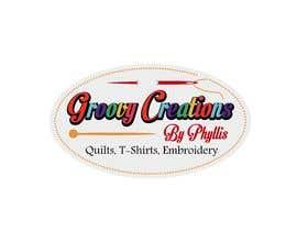 #55 za Groovy Creations by Phyllis - logo design od hennyuvendra