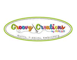 #62 za Groovy Creations by Phyllis - logo design od bambi90design
