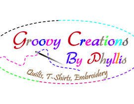 #48 za Groovy Creations by Phyllis - logo design od priangkapodder